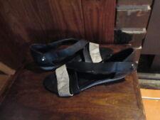 women's HOMY PED dressy sandal style comfort wear mini wedge heel shoes SZ 9.5