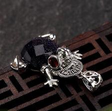 A03 Ring Sterling Silber 925 Blaufluss schlicht und elegant größenverstellbar