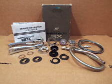 NOS Shimano 600 Friction Shifters - Braze-On Model SL-6207 w/Proprietary Spacers