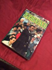 REBOUND BY K.C. JONES  BOSTON CELTICS NBA SIGNED BY AUTHOR 1986