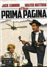 Dvd Prima Pagina (1974) - Jack Lemmon ......NUOVO