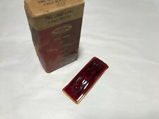 1940 DESOTO SEDAN NOS MOPAR LEFT GLASS TAIL LIGHT LENS 40  -  856702