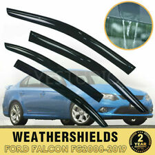 Weather Shields Weathershield Window Visor Fairmont Ford FALCON FG 2008-2019 AU