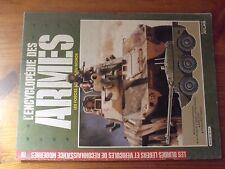 $$$ L'Encyclopedie des Armes N°19 Les blindes legers et vehicules de reconnaissa