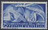 Italy 1949 75th Anniversary of UPU SG 725 Cat £120 MNH