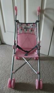 Graco Fold Up Doll Stroller  For Dolls Up to 18 Inches