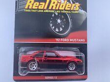 hot wheels RLC 92 ford mustang Series 12