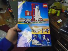 LEGO 1682 LEGOLAND Space Shuttle Manual Directions Instructions Booklet ONLY