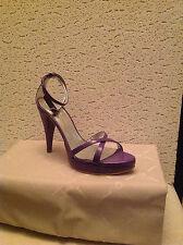 Pinko Designer Sandals/Heels Sz Euro 39/8.5 Purple