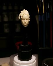 Marvel Legends Custom Erik Killmonger Black Panther Head Cast Unpainted