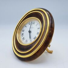 Cartier Paris Swiss Made Travel Clock