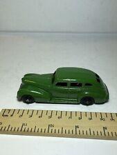 Early Dinky Toys Post War 39 Series American Chrysler Royal Sedan Car Green