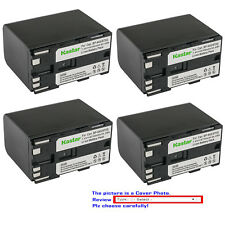 Kastar Replacement Battery for Canon BP-970G BP-945 Canon EOS C300 PL Camcorder
