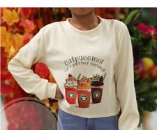 Catpuccino Long Sleeves Top