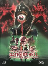 Lucio Fulci's GATES OF HELL TRILOGY, Blu Ray Mediabook, UNCUT FOR THE FIRST TIME