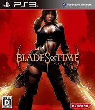 (Used) PS3 Blades of Time [Import Japan]((Free Shipping))