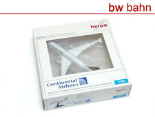 Herpa Wings 1:500 505345 Continental Airlines Boeing 787-8 in Flugmodus Neun