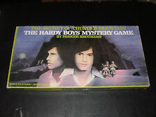 THE HARDY BOYS GAME PARKER RBOS. 1978 NICE CONDITION