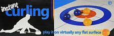 Funtime PL7420 Instant Roll-Up Indoor Curling Game
