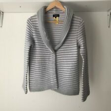 APC Rue De Fleurus Paris Womens Striped Cardigan, Size M