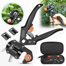 Garden Fruit Tree Grafting Cutting Tools Suit Gardening Pruning Shears Scissor