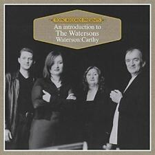 The Watersons And Waterson:Carthy - An Introduction To (NEW CD)