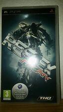 MX vs ATV Reflex.  Psp .Ed. Española.