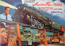 American Flyer No. D1760 Trains 1954 Catalog 48 Pages Uncirculated