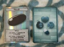 Pills! Promo Card The Binding Of Isaac: Four Souls foil