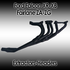 Ford Falcon XR-XB Fairlane ZA-ZG 6 cyl Pre Cross Flow Extractors/Headers