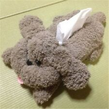 YURI on ICE YOI Victor Cosplay Puppy Poodle Plush Tissue Paper Box Doll Gift