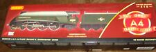 Hornby R3200 Great Gathering A4 60008 Dwight D Eisenhower Green BR livery /510