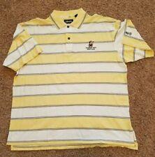 Mens Ashworth short sleeve golf shirt Size L Possum Trot Golf Club
