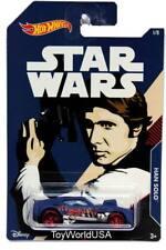 2018 Hot Wheels Disney Star Wars #1 Twinduction Han Solo