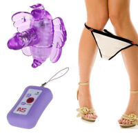 USA Remote Control 38 Speeds Wearable Sexual Electric Massagers Butterfly Penize