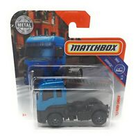 Matchbox MBX Superfast 2018 No 37 Truck Ford Cargo 2013 blue short blister card