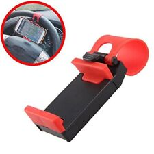 Car Mount Steering Wheel Phone Holder Dock for Smartphones