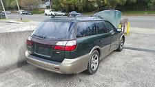 Subaru Outback Gen 3 12/98 - 08/03 Wrecking Salvage Parts Wheel Nut Bolt Green
