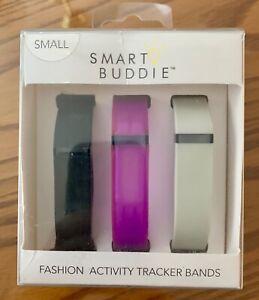 Smart Buddie Fashion Activity Tracker Bands Small Item#:1800-10045 075036180453