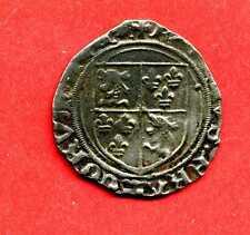 ( F 54 ) DAUPHINEE BLANC DE BILLON LOUIS II (1140-1456) RARE