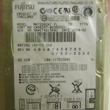 60GB Fujitsu MHT2060AT Laptop IDE Hard Drive P/N CA06297-B23600C1