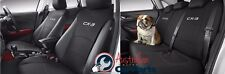 MAZDA CX3 Front & Rear Seat Covers set New Genuine 2015- accessories DK11ACSCF
