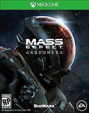 Mass Effect: Andromeda (Microsoft Xbox One, 2017) - brand new, sealed
