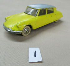 New ListingVintage French Dinky Meccano Ltd #24C Citroen Ds19 Sedan Very Good Repainted (1)