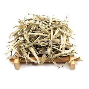 Baihao Yinzhen Silver Needles Tippy White Tea from Fuding Fujian Province, China