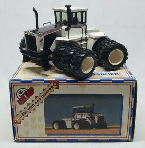 Big Bud 440 Power Shift Tractor With Triples 1/32 Scale By Ertl Toy Farmer