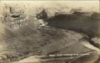 Palouse Paloluse River WA Snake River Tributary Real Photo Postcard c1910