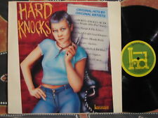 AC/DC Aztecs STEVIE WRIGHT Dingoes VANDA & YOUNG The Angels ~ HARD KNOCKS Oz LP