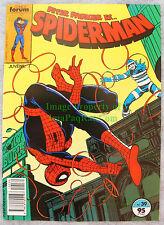 Peter Parker es Spiderman  #18 Spanish Spectacular Spider-Man #58 Excellent Copy