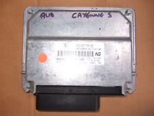PORSCHE CAYENNE 'S' GEARBOX / TRANSFER CASE ECU ... 0AD 927 755 AD